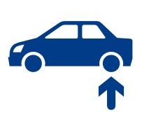 Bremsbeläge Hinterachse erneuern