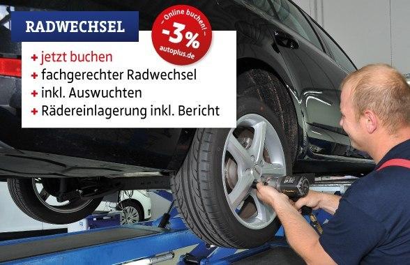 Service Widget Banner - Werkstatt