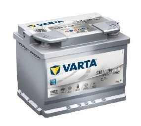 VARTA AGM 60AH