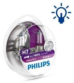 H7 Lampenwechsel VisionPlus